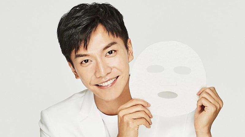Lee Seung Gi pour la marque Leaders Cosmetics