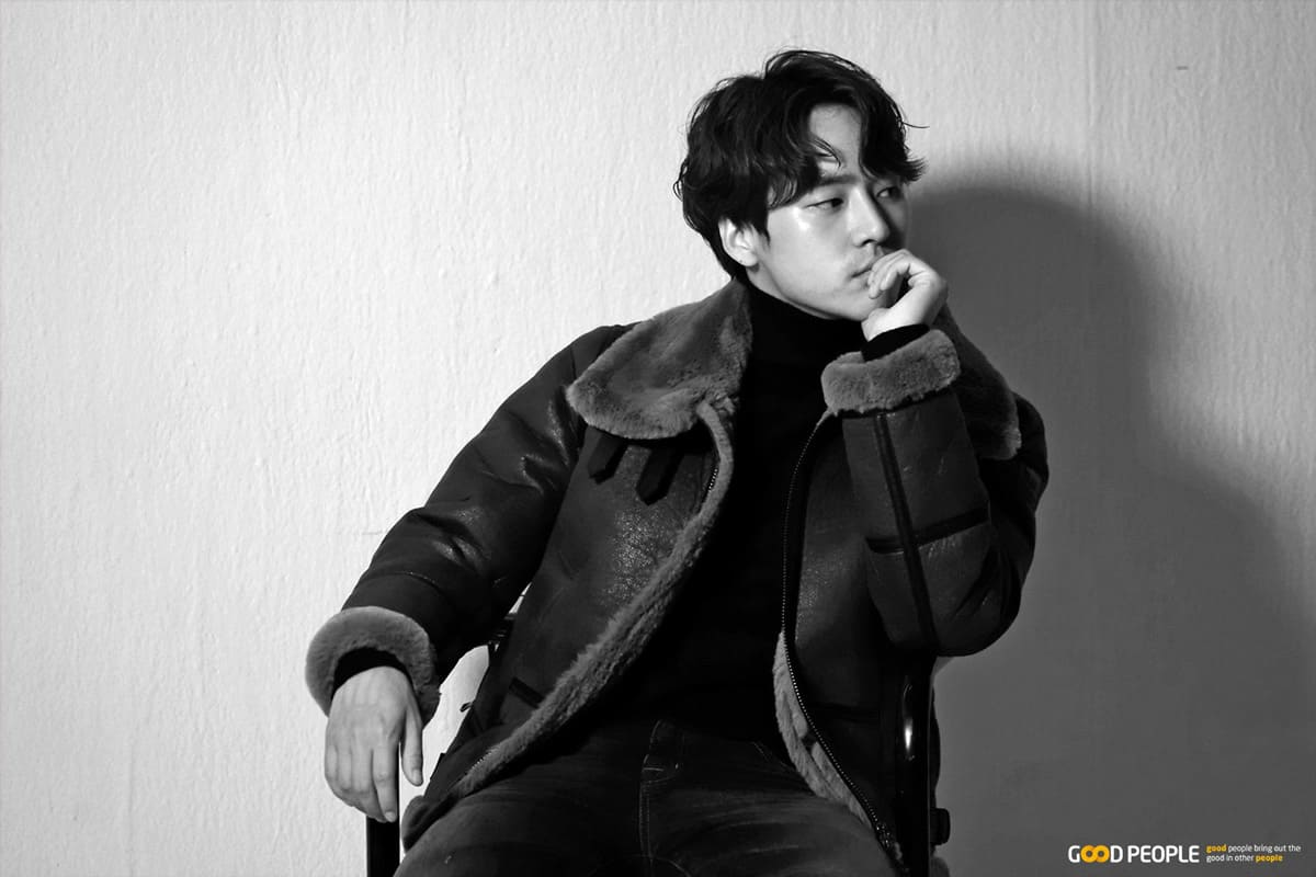 L'acteur coréen Yang Sejong pour Buckaroo