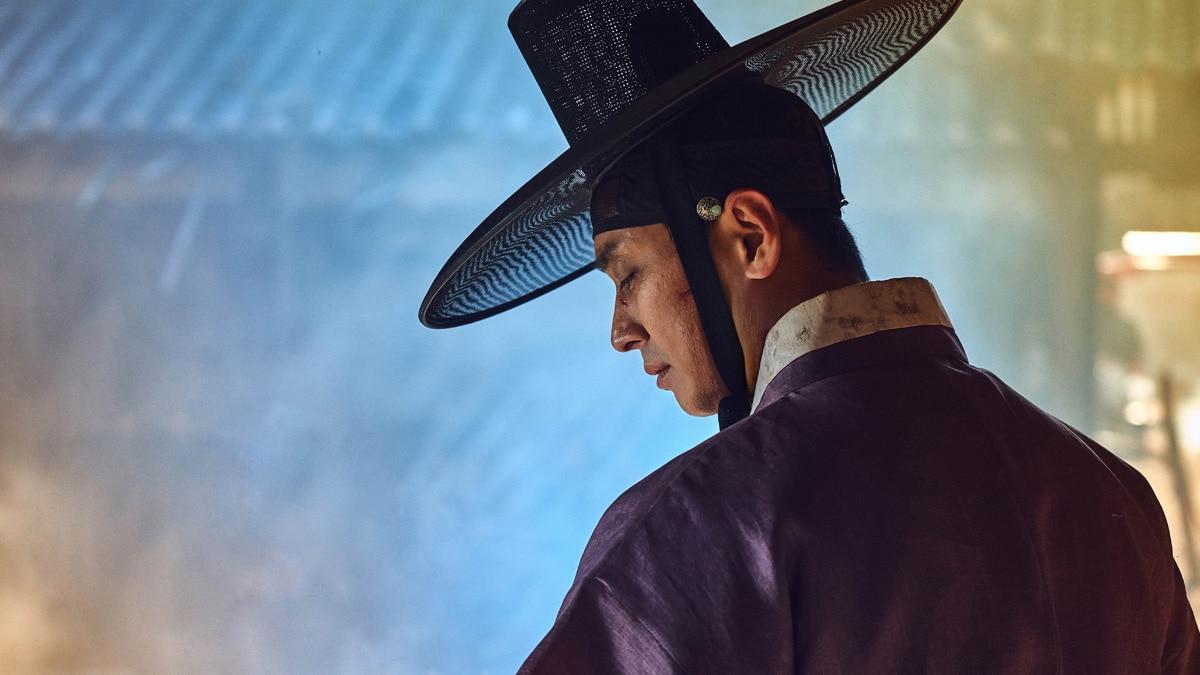 Joo Ji Hoon dans Kingdom