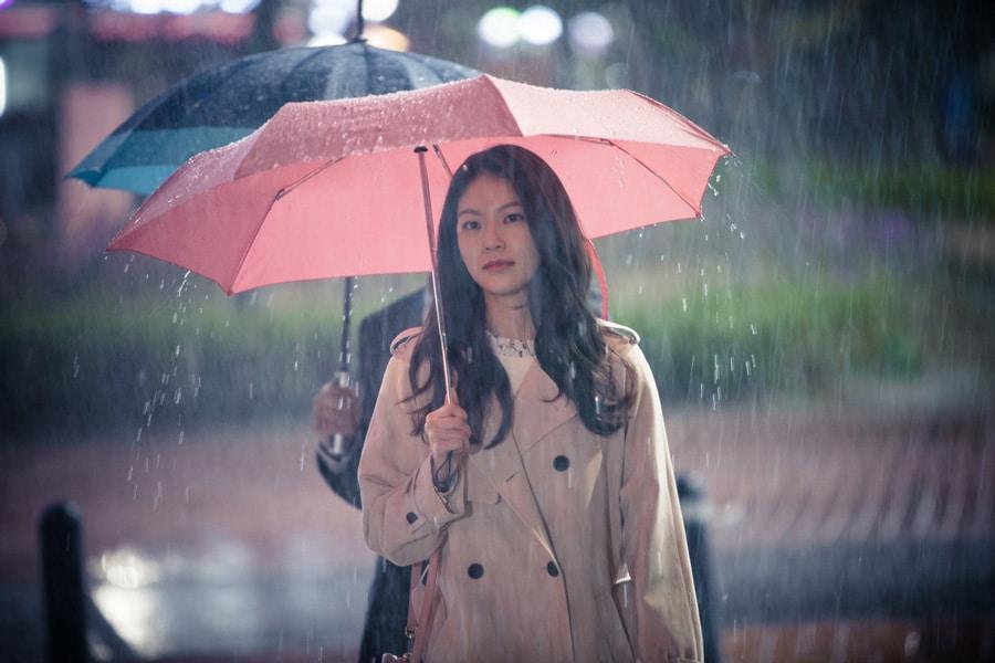 Gong Seung Yeon dans le drama Circle