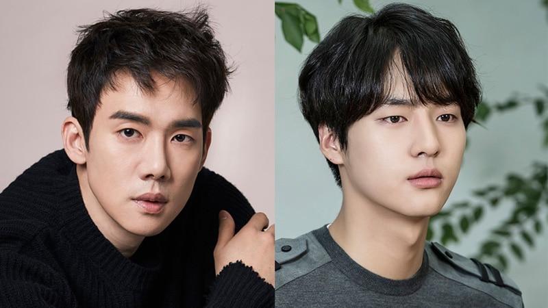 Yoo Yeon Seok et Yang Se Jong