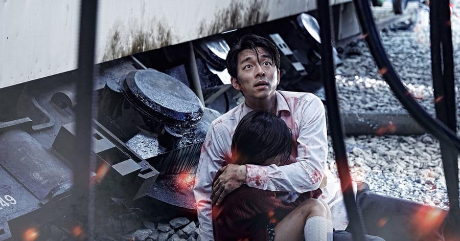 Gong Yoo dans Dernier Train Pour Busan