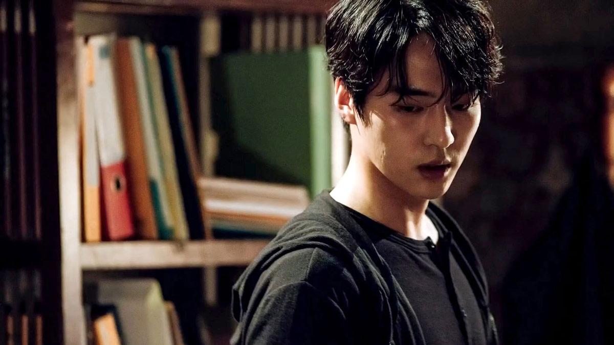 Yang Sejong dans le drama Duel (OCN, 2017)