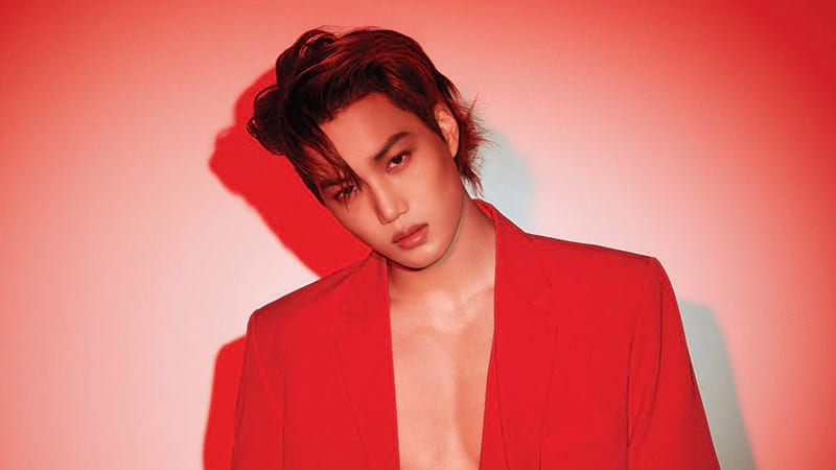 Kai du groupe EXO pour Love Shot