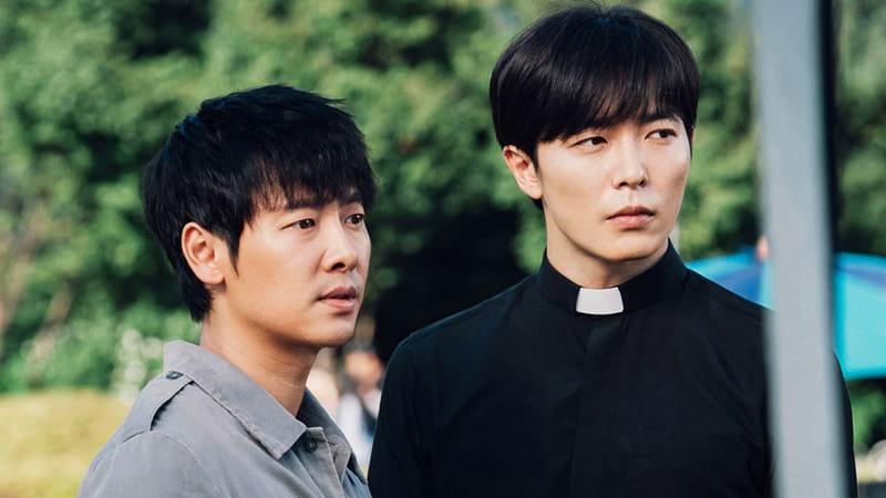 Kim Dong-Wook et Kim Jae-Wook dans la série The Guest