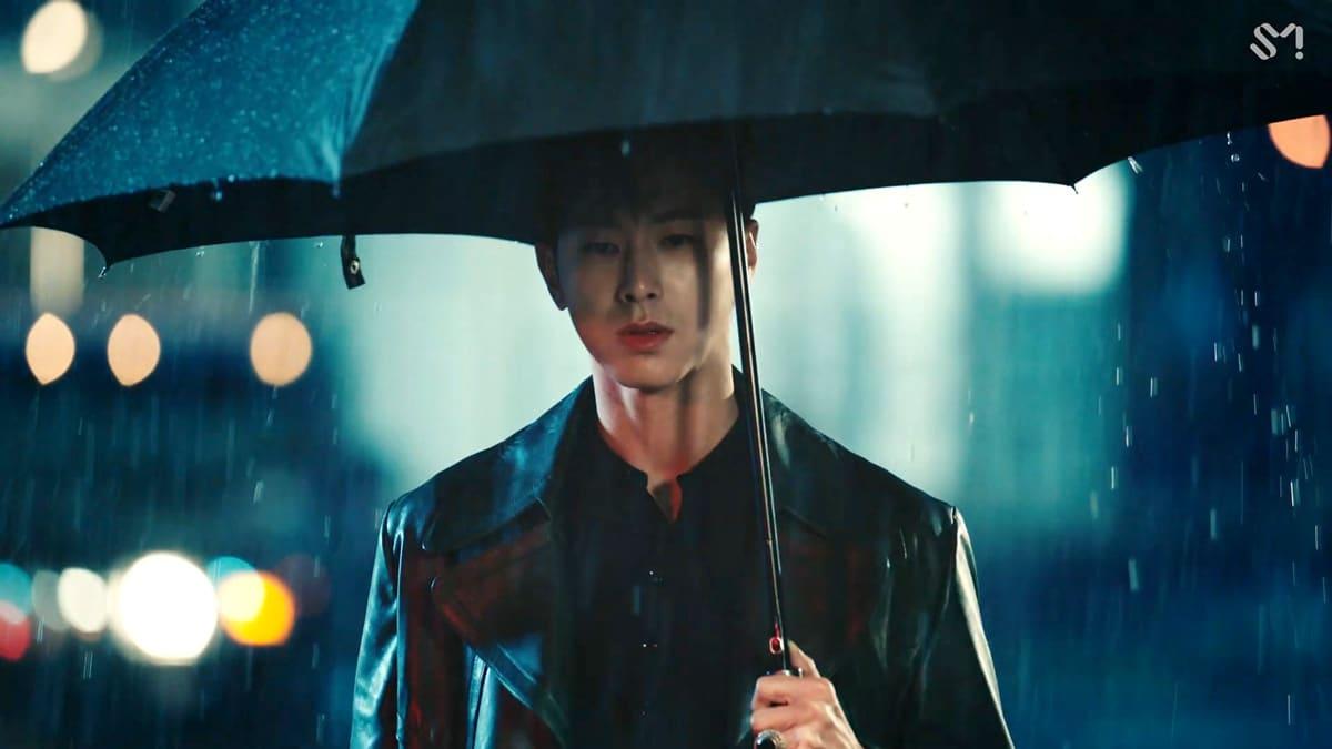 U-Know Yun Ho dans le clip vidéo TRUTH pour le comeback de TVXQ