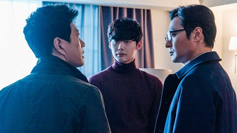 Lee Jong Seok et Jang Dong Gun