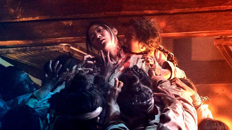 zombies coréens : kingdom