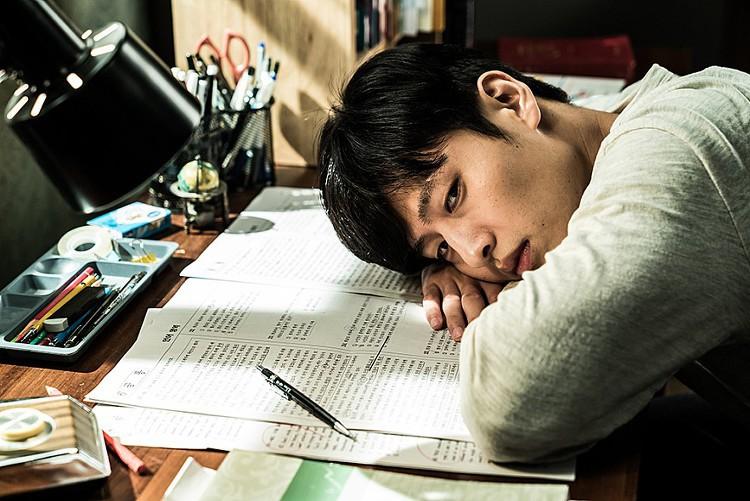 Kang Ha-neul dans le film Forgotten