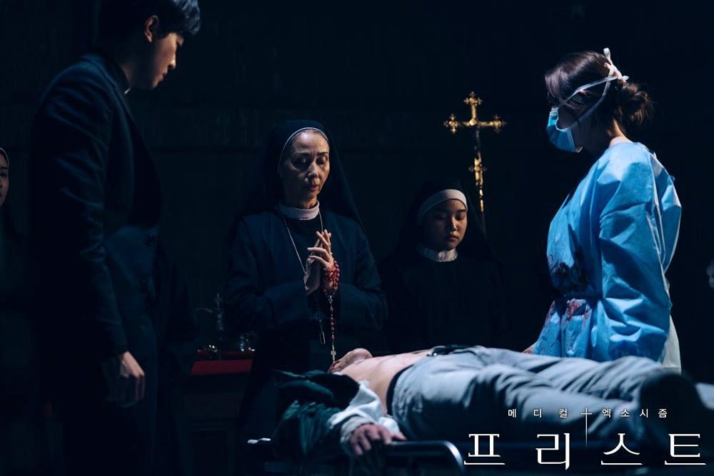 Le drama coréen Priest