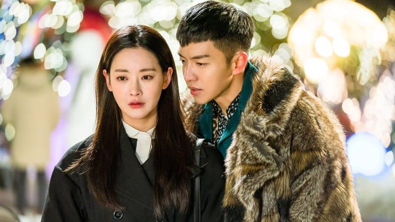 Oh Yeon Seo et Lee Seung Gi dans Hwayugi