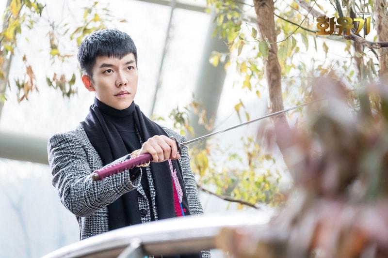 Lee Seung Gi dans Hwayugi (tvN)