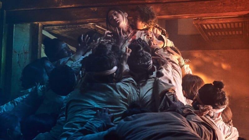 Attaque zombie dans Kingdom