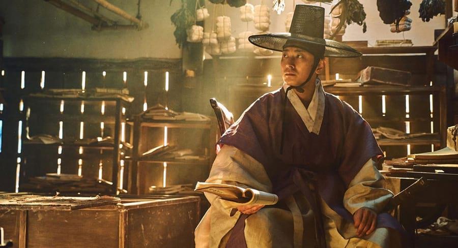 Joo Ji Hoon dans le drama KINGDOM (2019)