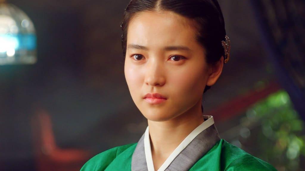 Kim Tae Ri dans le drama coréen MR. SUNSHINE