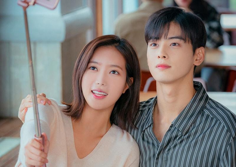 Im Soo Hyang et Cha Eun Woo dans My ID Is Gangnam Beauty