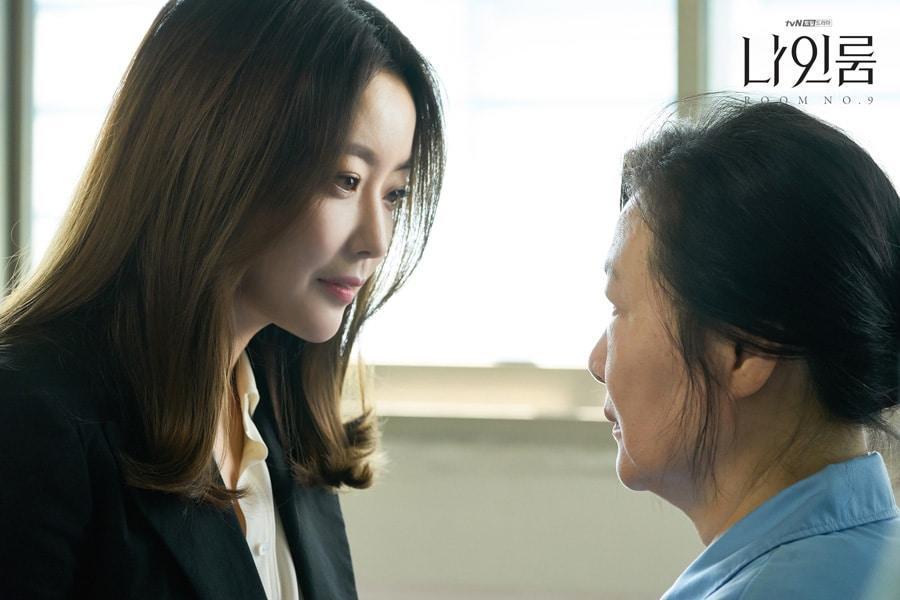Kim Hee Sun dans le drama Room No.9