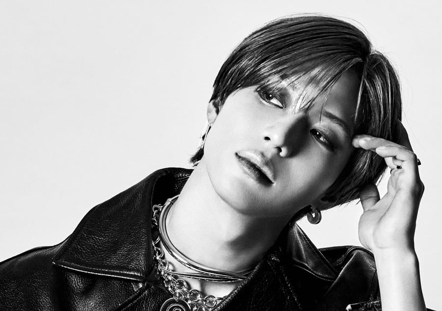Want : image promotionnelle de Taemin