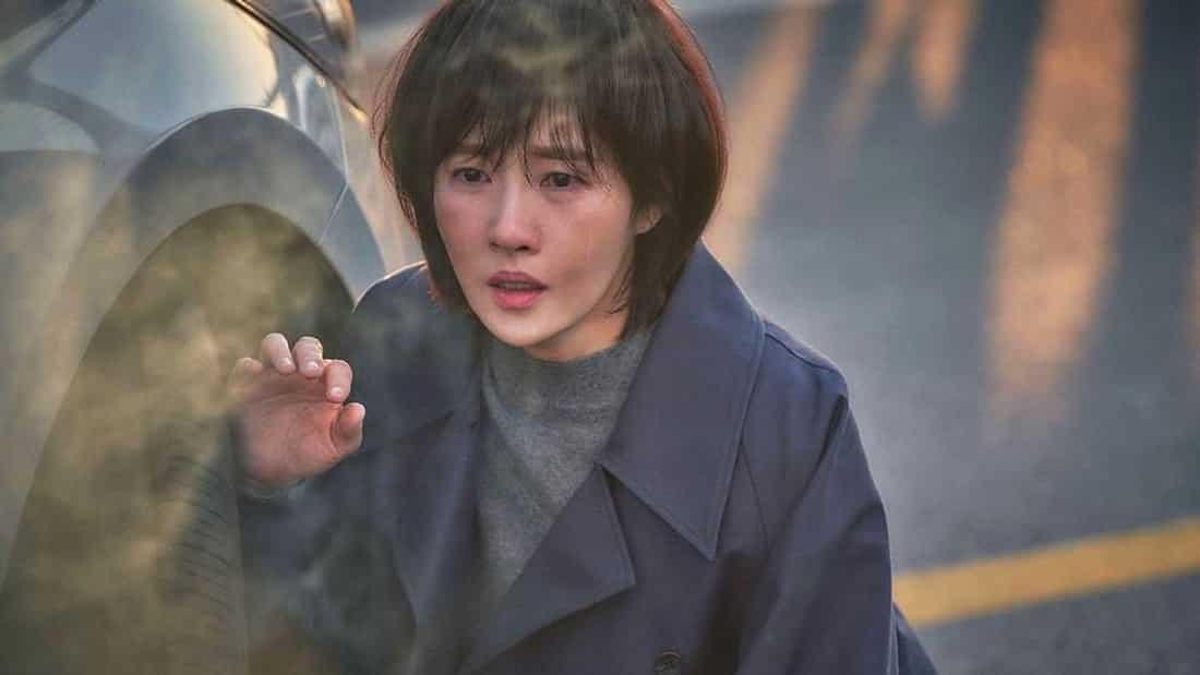 Kim Sun Ah dans le drama coréen Children of Nobody