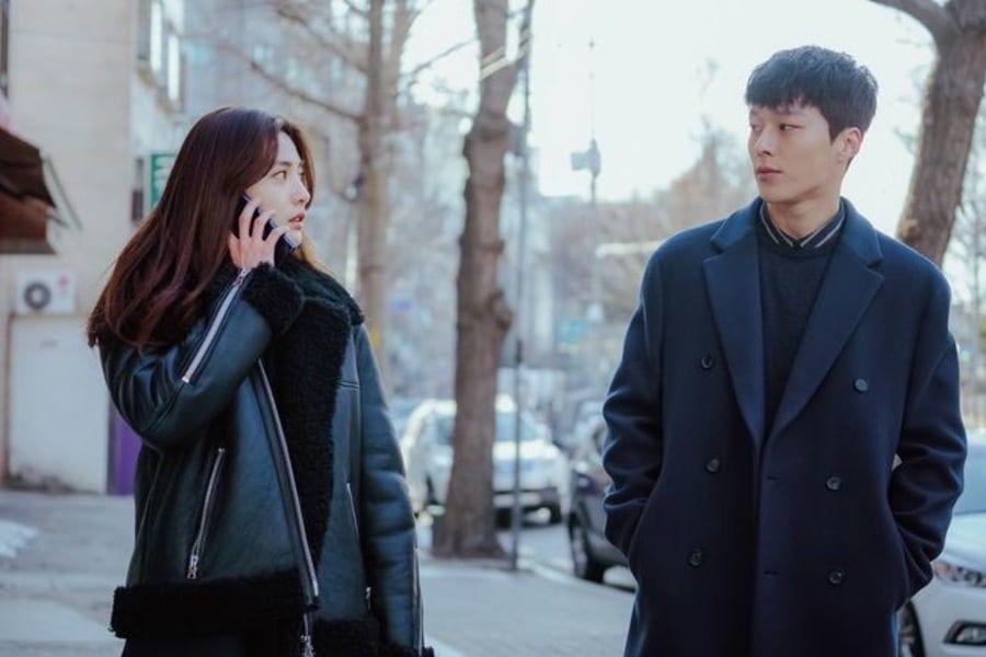 Nana et Jang Ki-Yong