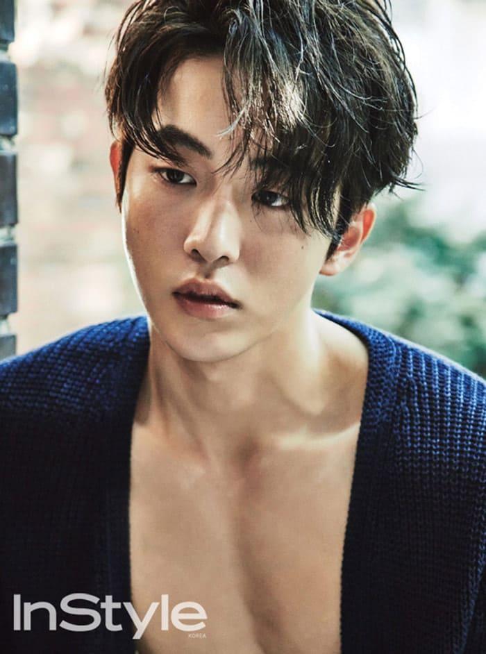 Nam Joo Hyuk pour InStyle