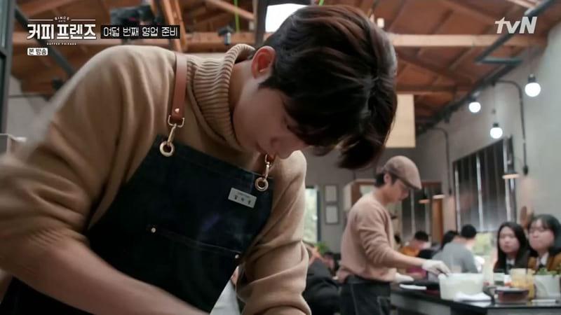Nam Joo Hyuk dans Coffee Friends