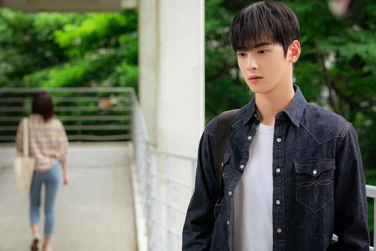 Cha Eun Woo dans My ID is Gangnam Beauty