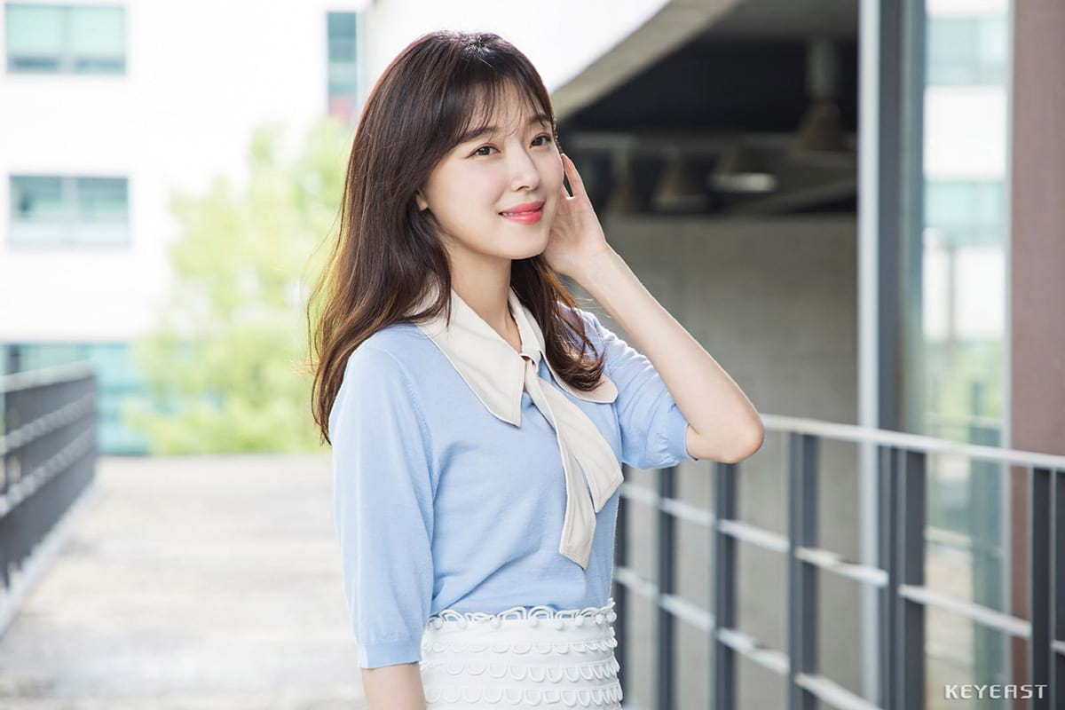 My ID is Gangnam Beauty : Jo Woo Ri