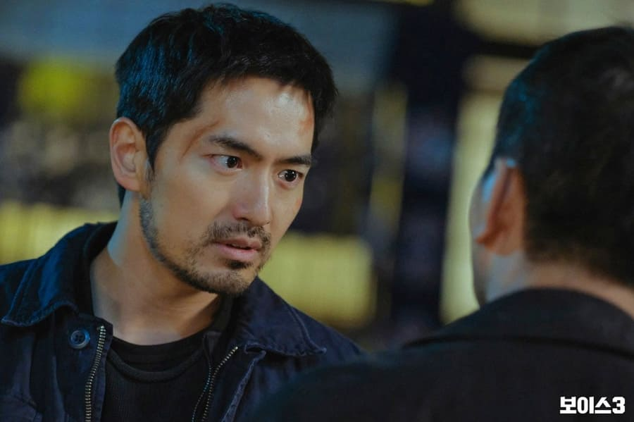 Lee Jin Wook dans Voice 3