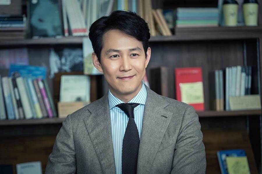 L'acteur coréen Lee Jung Jae