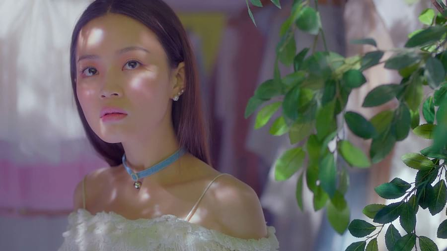 La chanteuse de K-pop Lee Hi
