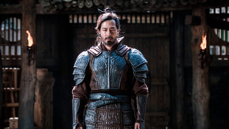 Jo In Sung dans The Great Battle