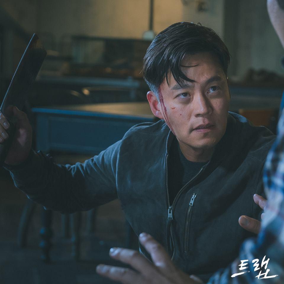 Le thriller coréen Trap sur OCN