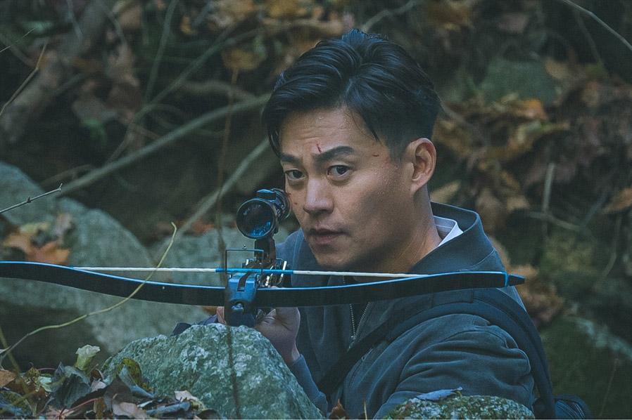 Lee Seo Jin dans Trap (OCN)