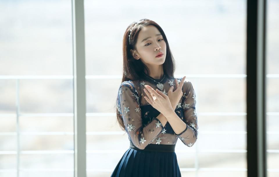 L'actrice Shin Hye Sun dans Angel's Last Mission: Love