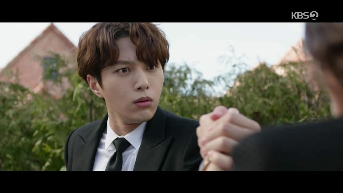 Kim Dan (Kim Myung Soo) dans Angel's Last Mission: Love
