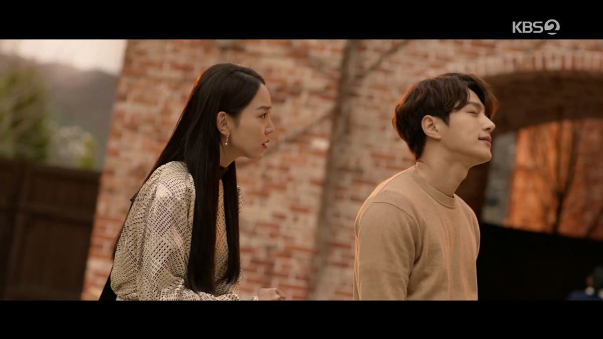 Angel's Last Mission: Love : Shin Hye Sun et Kim Myung Soo