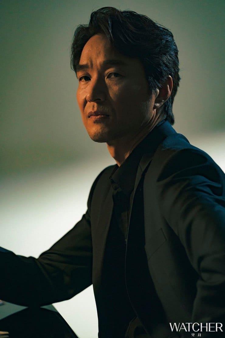 Watcher ; poster de Han Suk Gyu