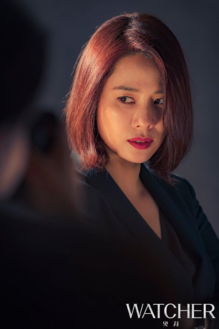 Watcher : poster de Kim Hyun Joo