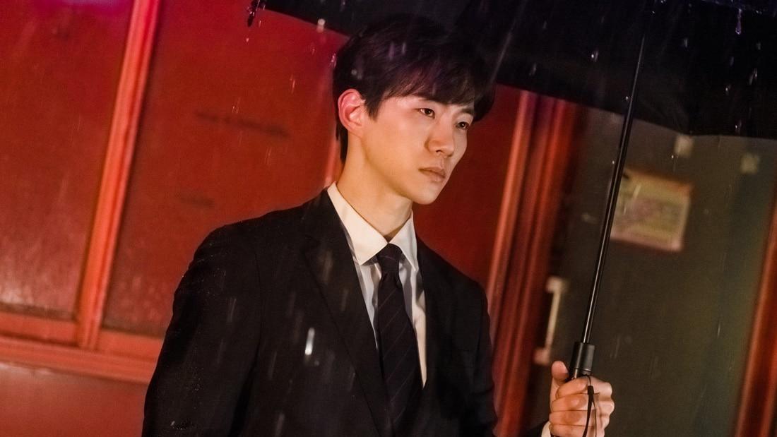 Yoo Jae Myung et Lee Junho dans le drama Confession (tvN)