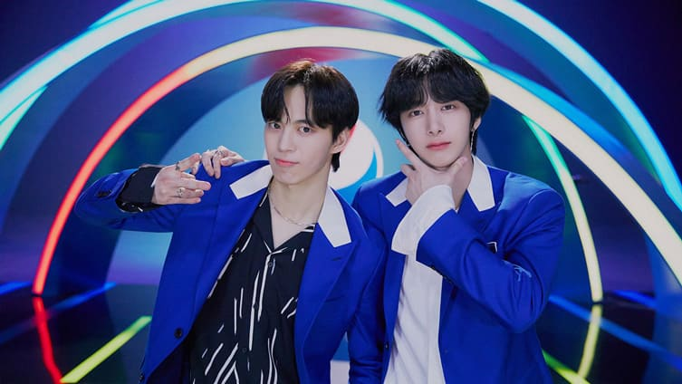 Hongbin et Hyungwon : Cool Love