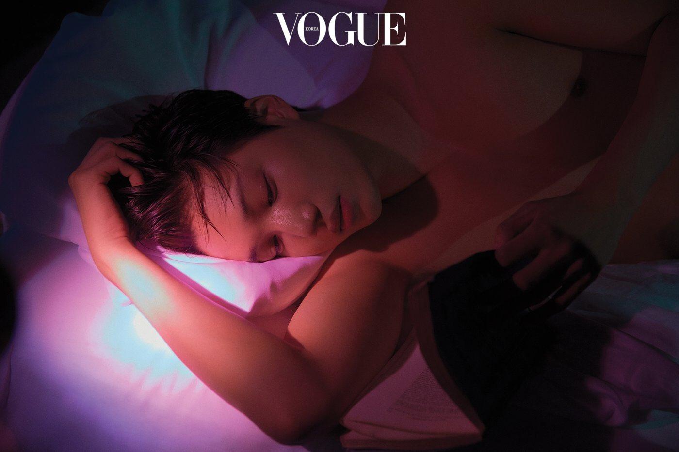Kai (EXO) pour Vogue Korea, 2019