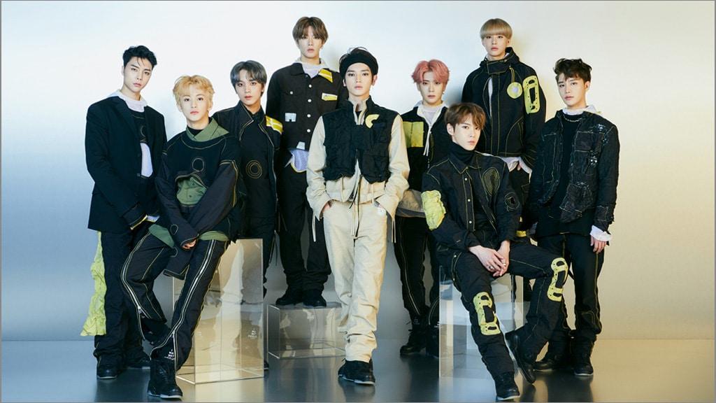 Le groupe coréen NCT 127