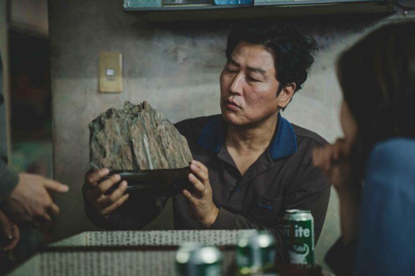 Song Kang Ho dans Parasite