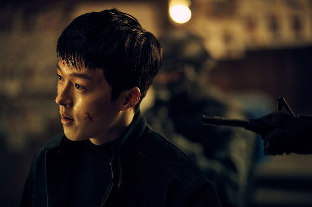 Bad Guys: The Movie, avec Jang Ki Yong