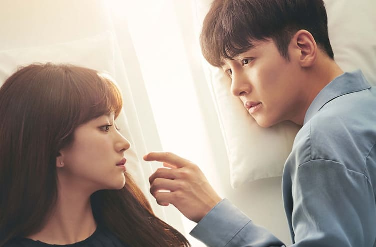 Le drama Melting Me Softly : Ji Chang Wook et Won Jin Ah