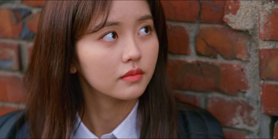 Kim So Hyun dans Love Alarm