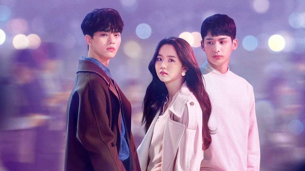 Le drama coréen Love Alarm (Netflix)