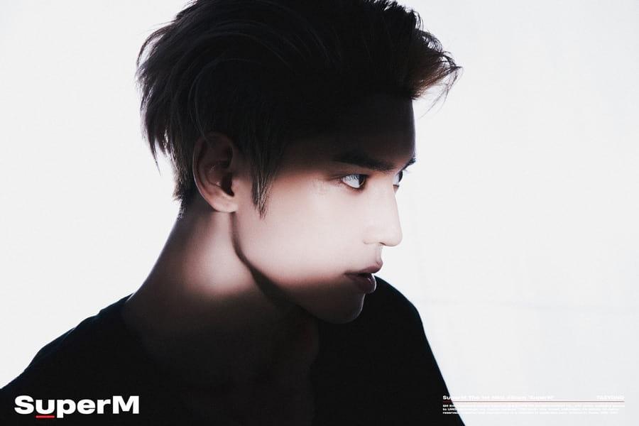 Taeyong de profil