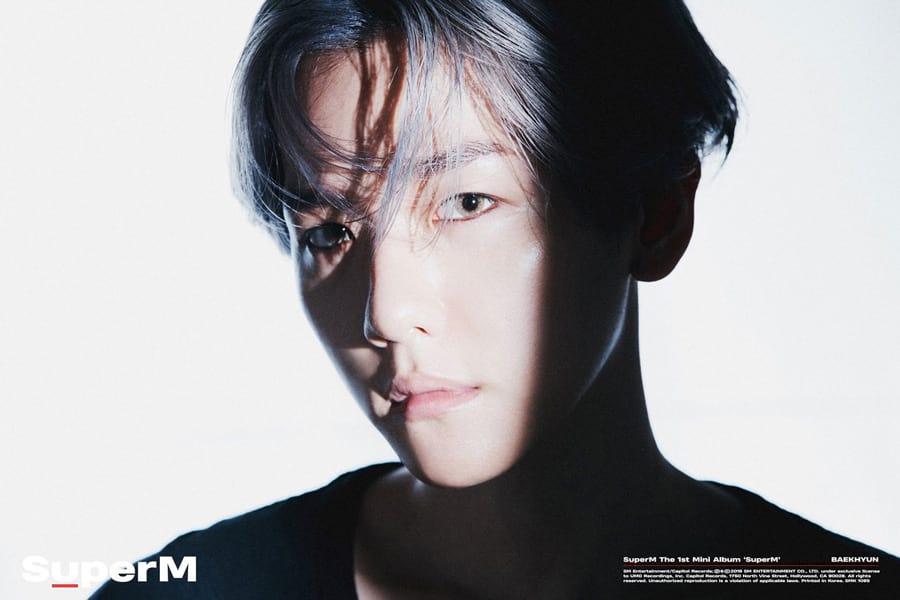 Baekhyun (EXO) rejoint SuperM
